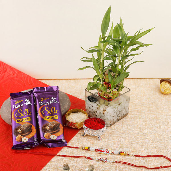 Buy Rakhis with pure goodness