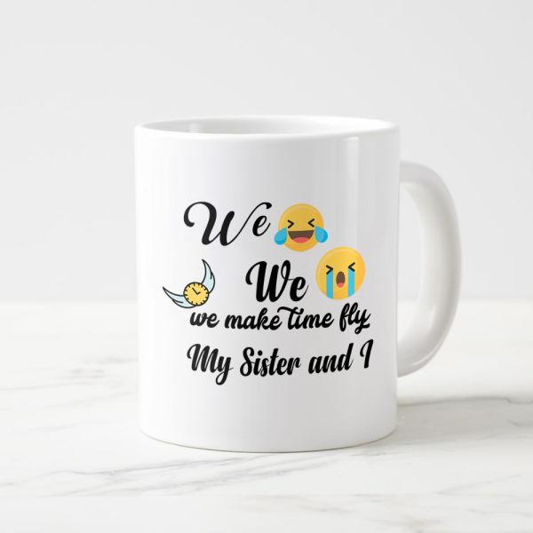Buy Me and My Sis Mug