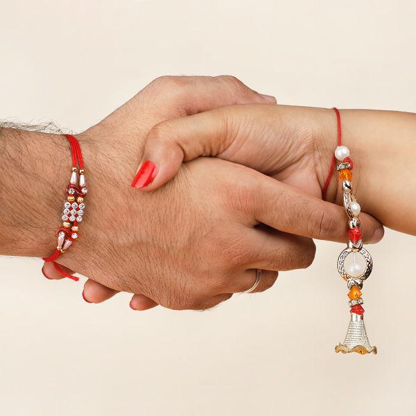 Buy Adorable Rakhi