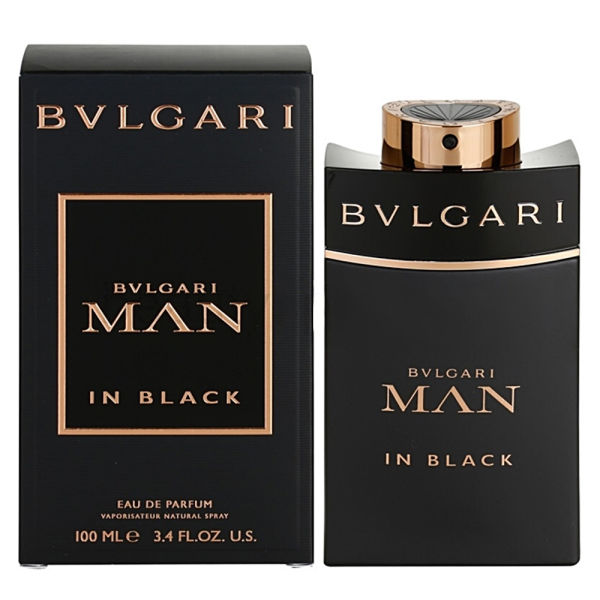 Buy Bvlgari Man In Black EDP 100Ml