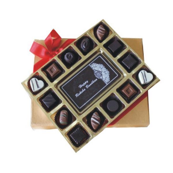 Buy Classic Rakhi Chocolate Cheer