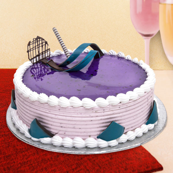 Buy Premium Black Currant Cake
