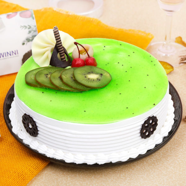 Buy Lovely Kiwi Cake