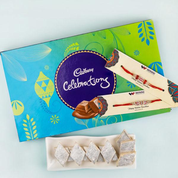 Buy Sweet Rakhi Wishes