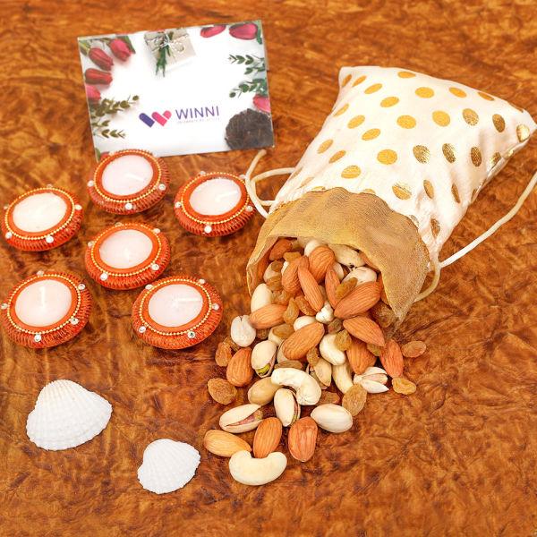 Buy Hamper for Diwali Eve