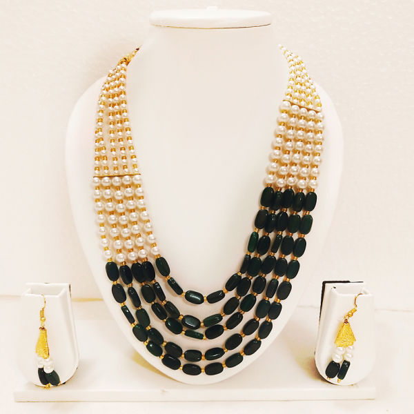 Buy Black beaded Necklace