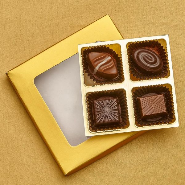 Buy Box of 4 Classic Chocolates for diwali