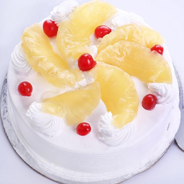 Buy Dreamy Creamy Pineapple Cake