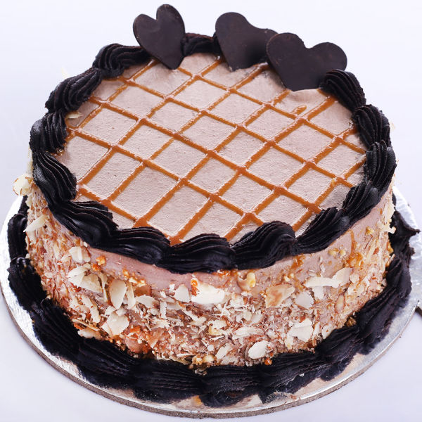 Buy Coffee Chocolate Pool Cake