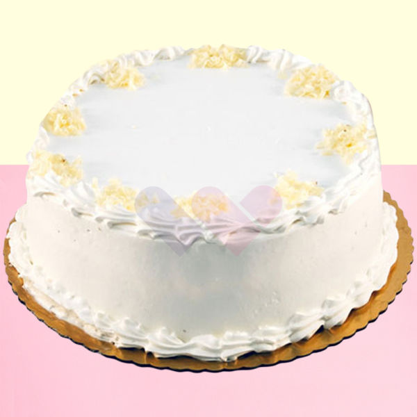 Buy Plain Vanilla Cake