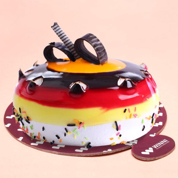 Buy Delicious Choco Fusion Cake