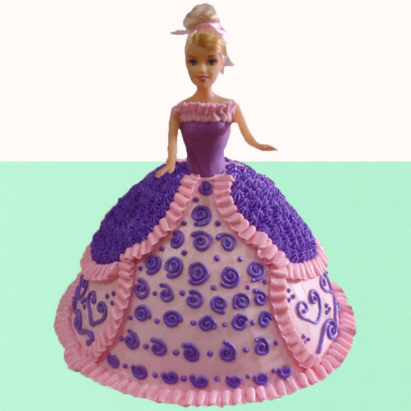 Buy Barbie Cake