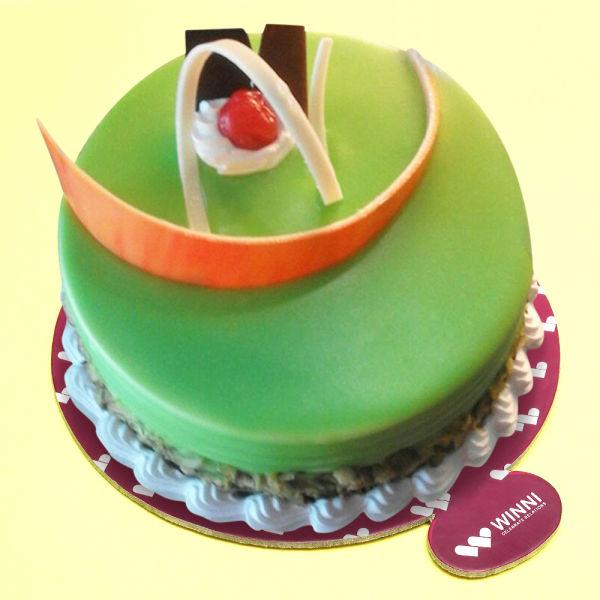 Buy Soothing Kiwi Cake