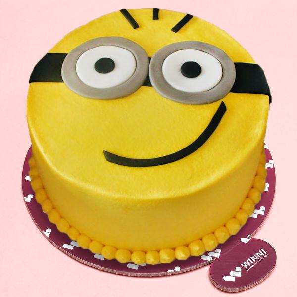 Buy Hello Minion Cake