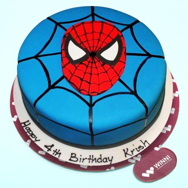 Buy Spiderman Cake