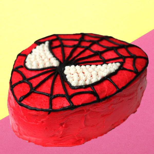 Buy Luscious Spiderman Cake