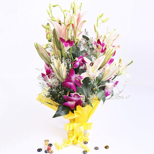 Buy Bouquet of sunshine
