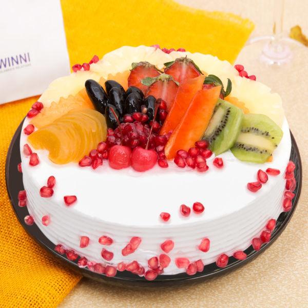 Buy Fruit Fresca Cake