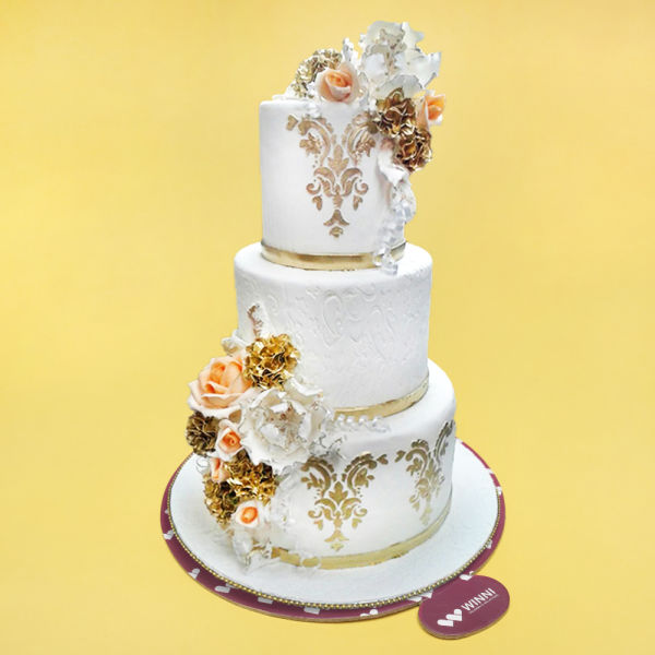 Buy Just For You Wedding Cake