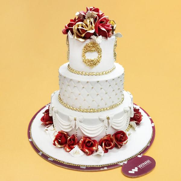 Buy Beautiful Bliss Wedding Cake