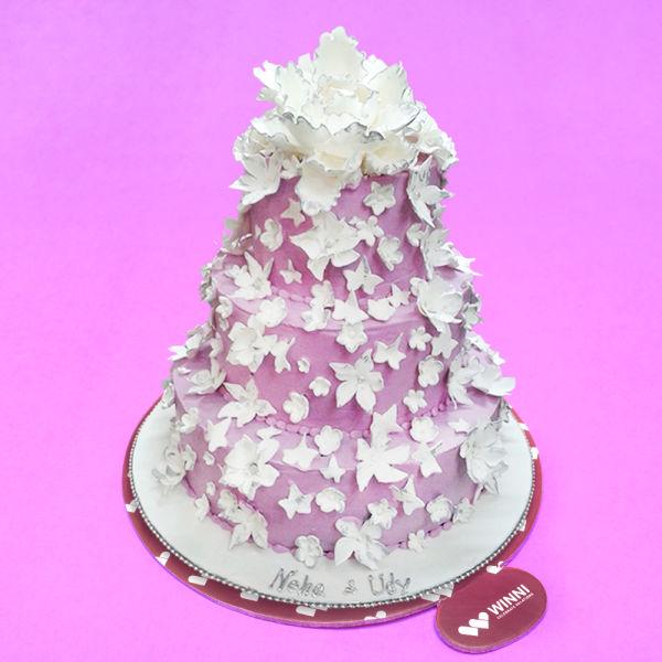 Buy Welcome Wedding Cake
