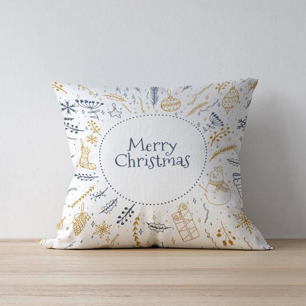 Buy Merry Christmas cushion