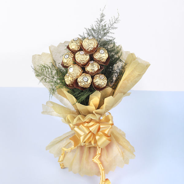 Buy Ferrero Rocher Chocolate Bouquet