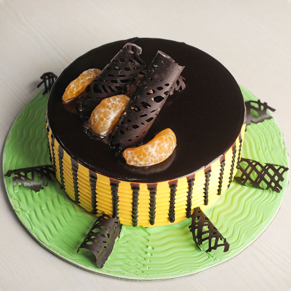 Buy Choco Orange Cake