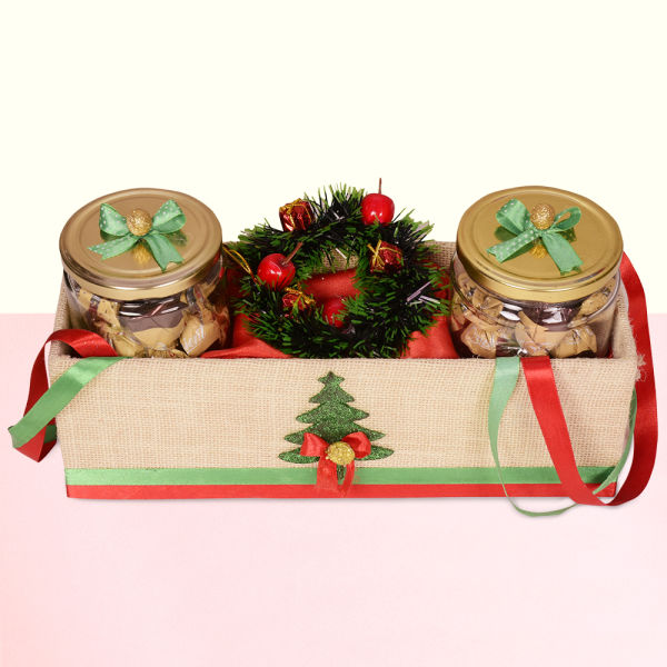 Buy Large Christmas Basket