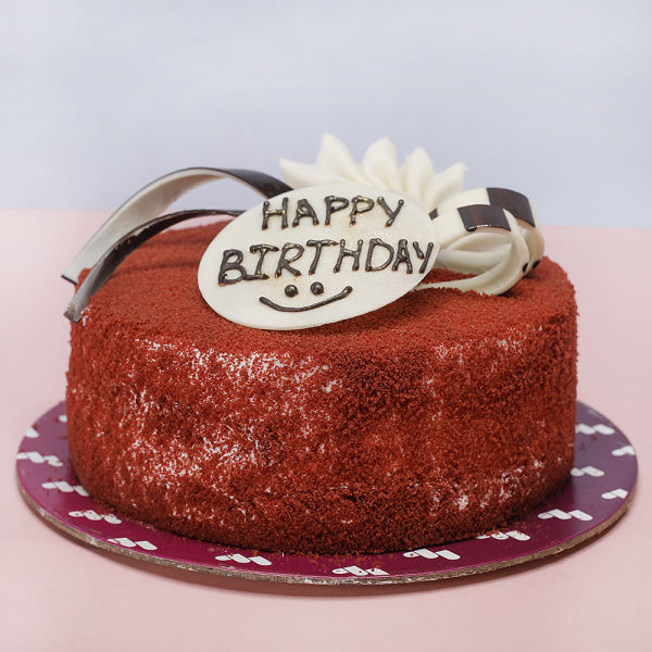 Buy Red Velvet Birthday Cake