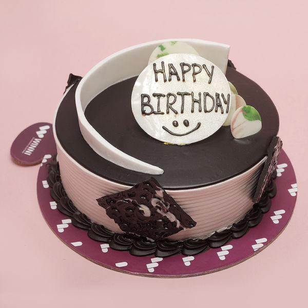 Buy Chocolate Birthday Cake