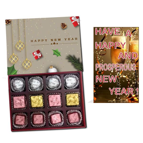 Buy Premium New Year Chocolates