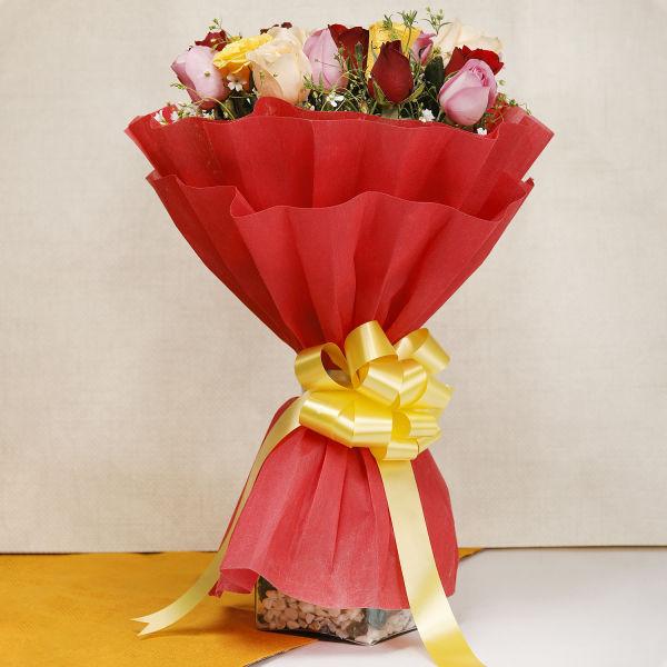 Sundry Mix Roses: online flowers