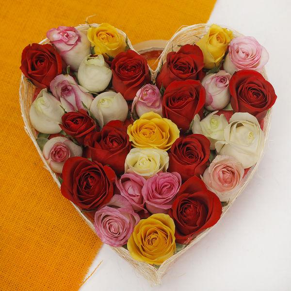 Loving Surprise: send flower online