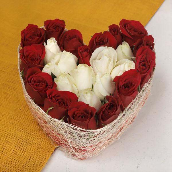 Elegant Beauty: send flowers