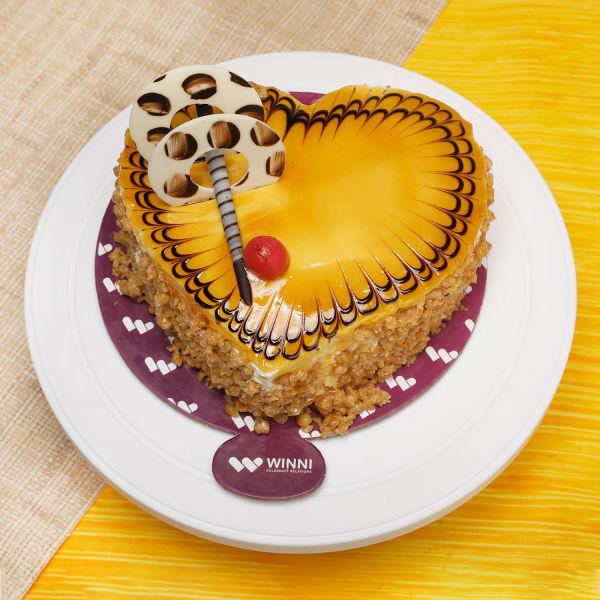 Buy Flavorous Butterscotch Cake