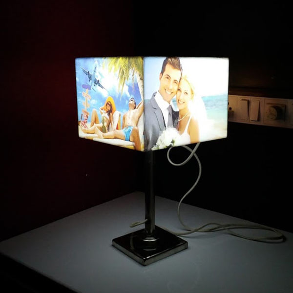 Buy Back In Time Lamp Stand