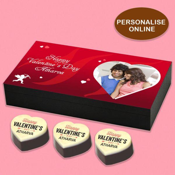 Buy Hearty Valentine Chocolate