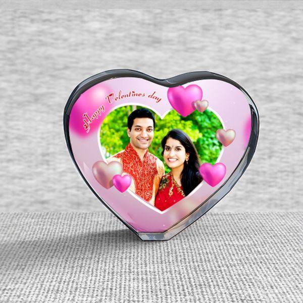 Buy 2D Heart Color Crystal