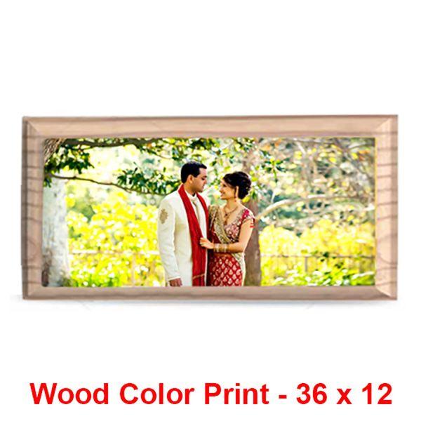 Buy Love Wooden Frame Big Large