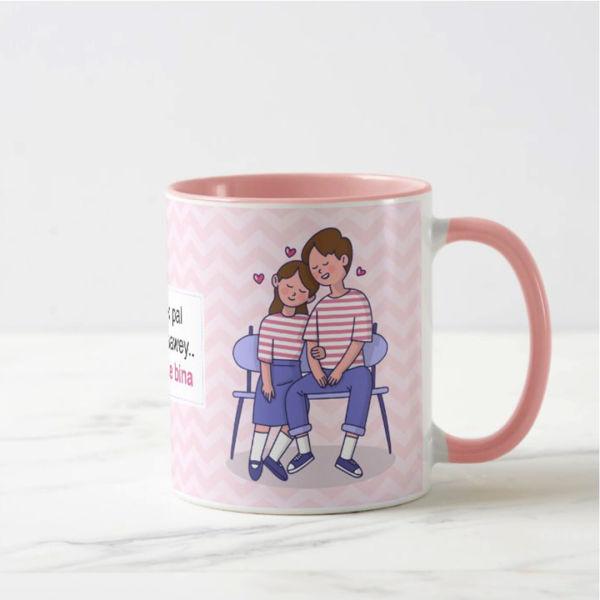 Buy Life Enjoying Mug