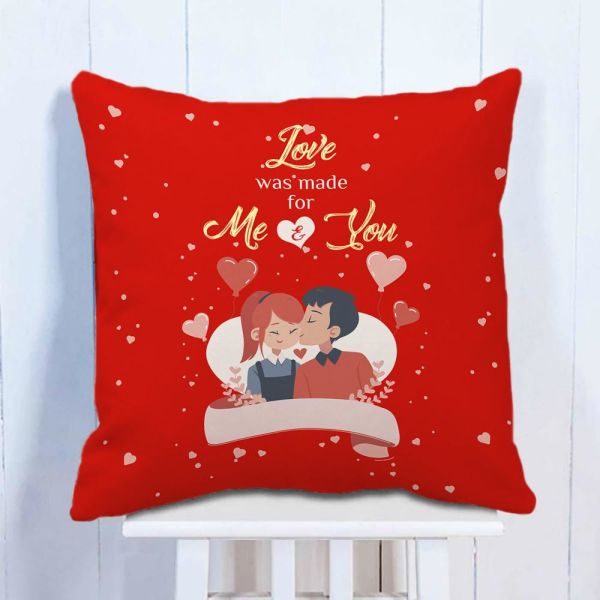 Buy Me And You Cushion
