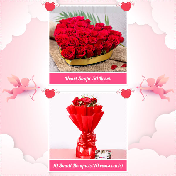 Buy Dazzling Flowers