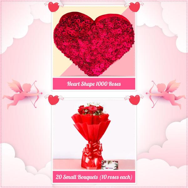 Buy Lots of Flowery Love