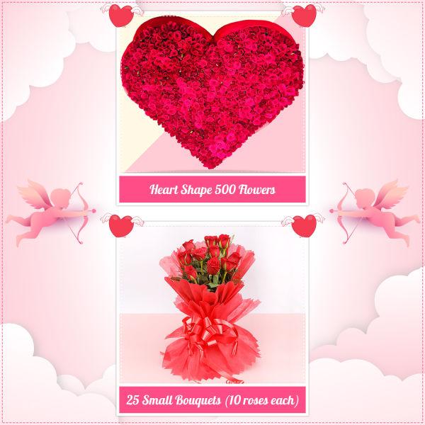 Buy Loads of Flowers