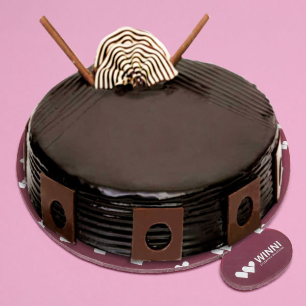 Buy Dark Royal Cake