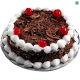 Buy Black Forest Eggless Cake