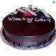 Buy Chocolate Truffle Eggless cake