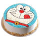 Buy Doraemon cartoon cake