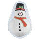 Buy Snowman Cream Cake